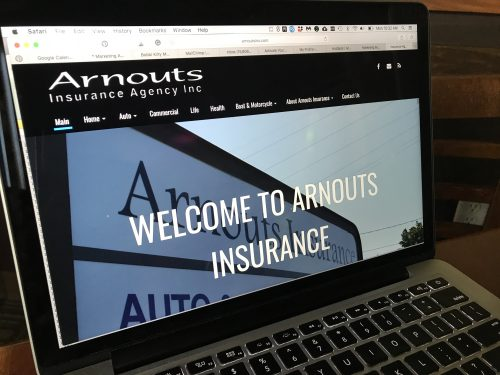 Arnouts Insurance Agency Marketing Acuity Portfolio