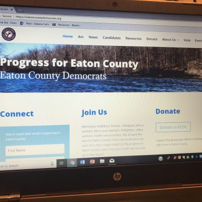 Eaton County Democrats Marketing Acuity Portfolio