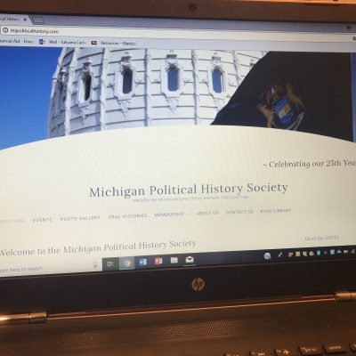 Marketing Acuity Portfolio Michigan Political History